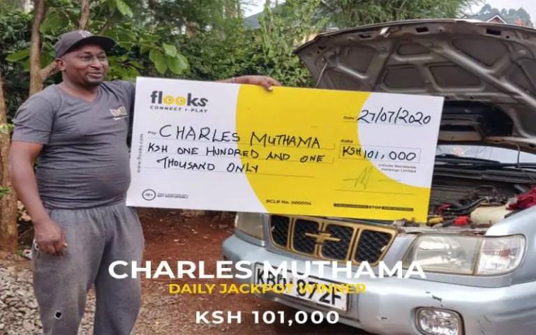 Charles Muthama