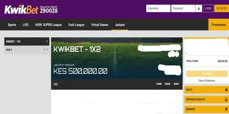 KwikBet Kwik9 Jackpot Prediction