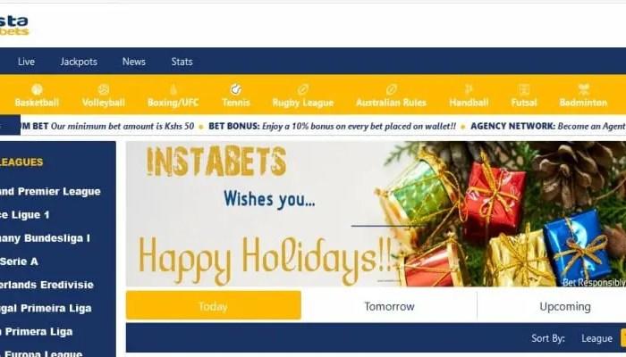 InstaBets Registration, Login, Deposit, App, PayBill Number, Jackpot, Contacts