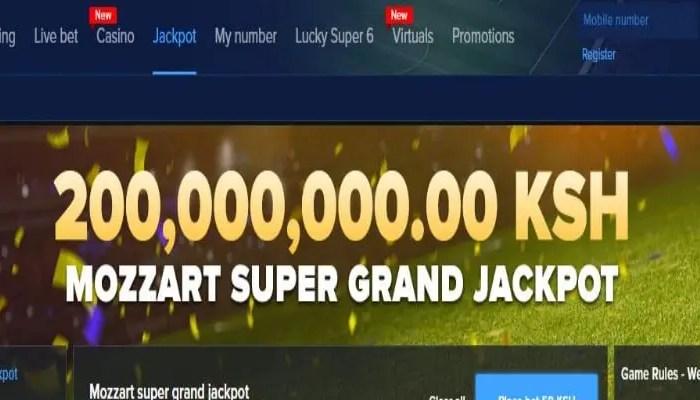 Mozzart Super Grand Jackpot Guide, Predictions, Bet Amount, Bonuses, Rules and Cash Prizes