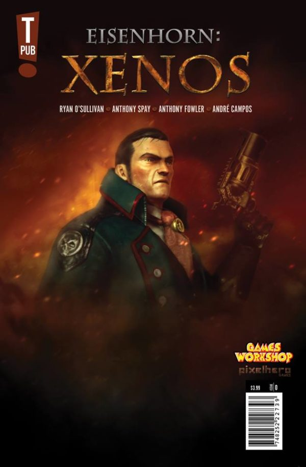 Comic Book Review – Eisenhorn: XENOS #0