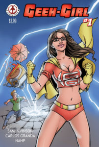 Comic Book Review – Geek-Girl #1