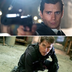 Henry Cavill joins Tom Cruise in Mission Impossible 6