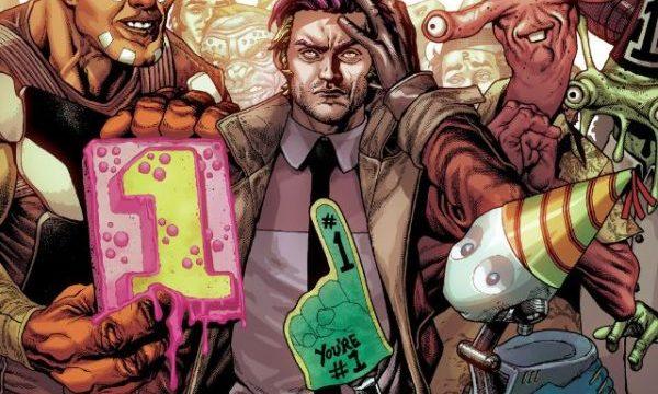 Comic Book Review – Replica Vol. 1: The Transfer