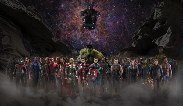 The Russo Brothers announce start of filming on Avengers: Infinity War