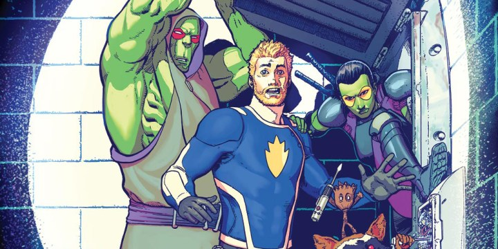 Free Comic Book Day Review – Guardians of the Galaxy FCBD 2017