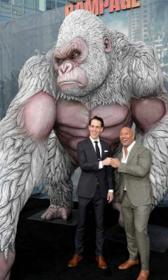 Exclusive Interview with Jason Liles, a.k.a. George from Rampage