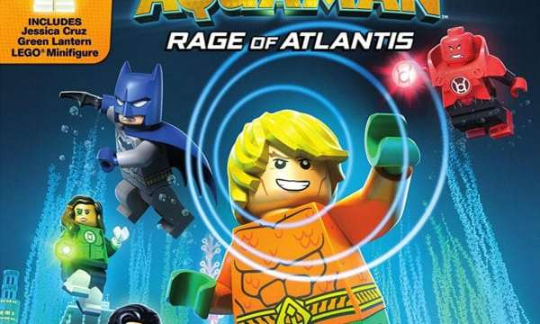 Interview: LEGO's Aquaman – Rage of Atlantis cast and crew at SDCC