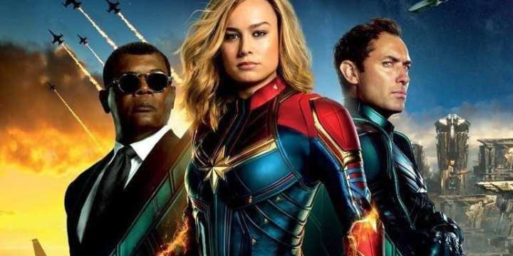Exclusive Interview – Captain Marvel actress Sharon Blynn