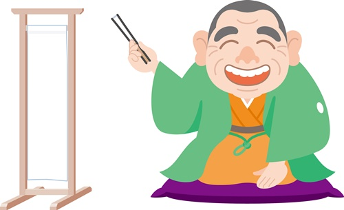 三遊亭小円朝と万朝