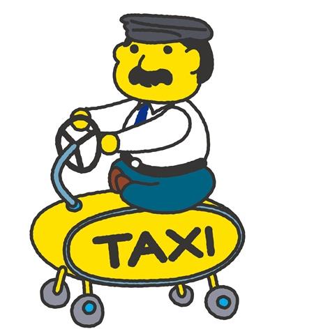 タクシー運転手の森西栄一が聖火リレー踏査隊員となる!