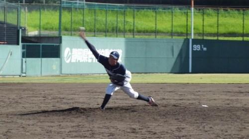 九州共立大・合木投手