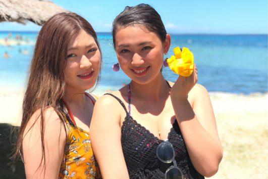 パンダノン島と美女とマンゴ