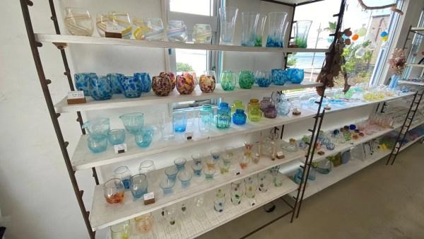 ガラス工房 PONTE 石垣島店