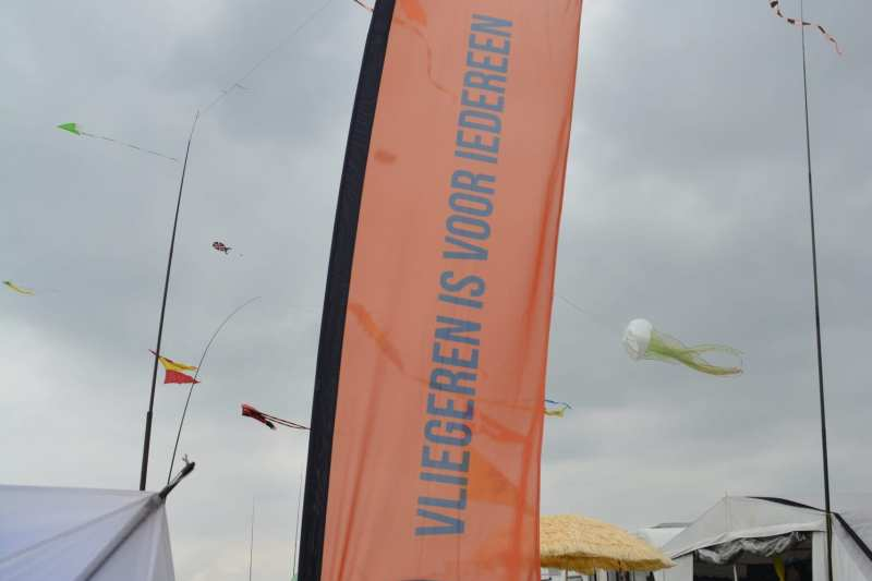 kite flying is for everybody – Vliegeren is voor iedereen