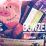 Review: @BowzerBox Subscription Box for Canadian Dogs {Farm Edition + Promo Code}