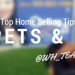 Top Home Selling Tips for Pet Owners from @WH_TEAM Estate Brokers