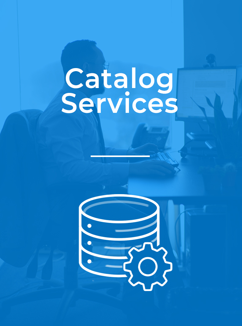 Retail Catalog Services