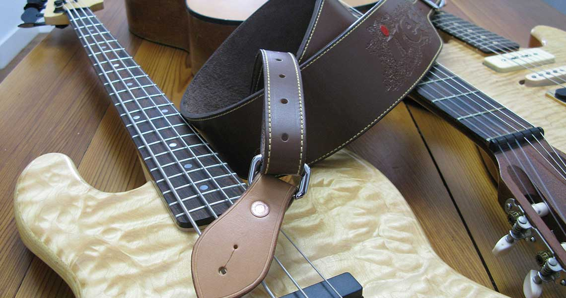 """""""G-strap"""" for guitar - $250"""