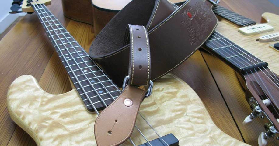 """G-strap"" for guitar - $250"