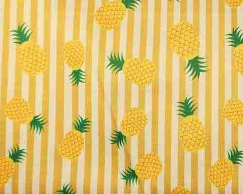 45. Ananas et rayures