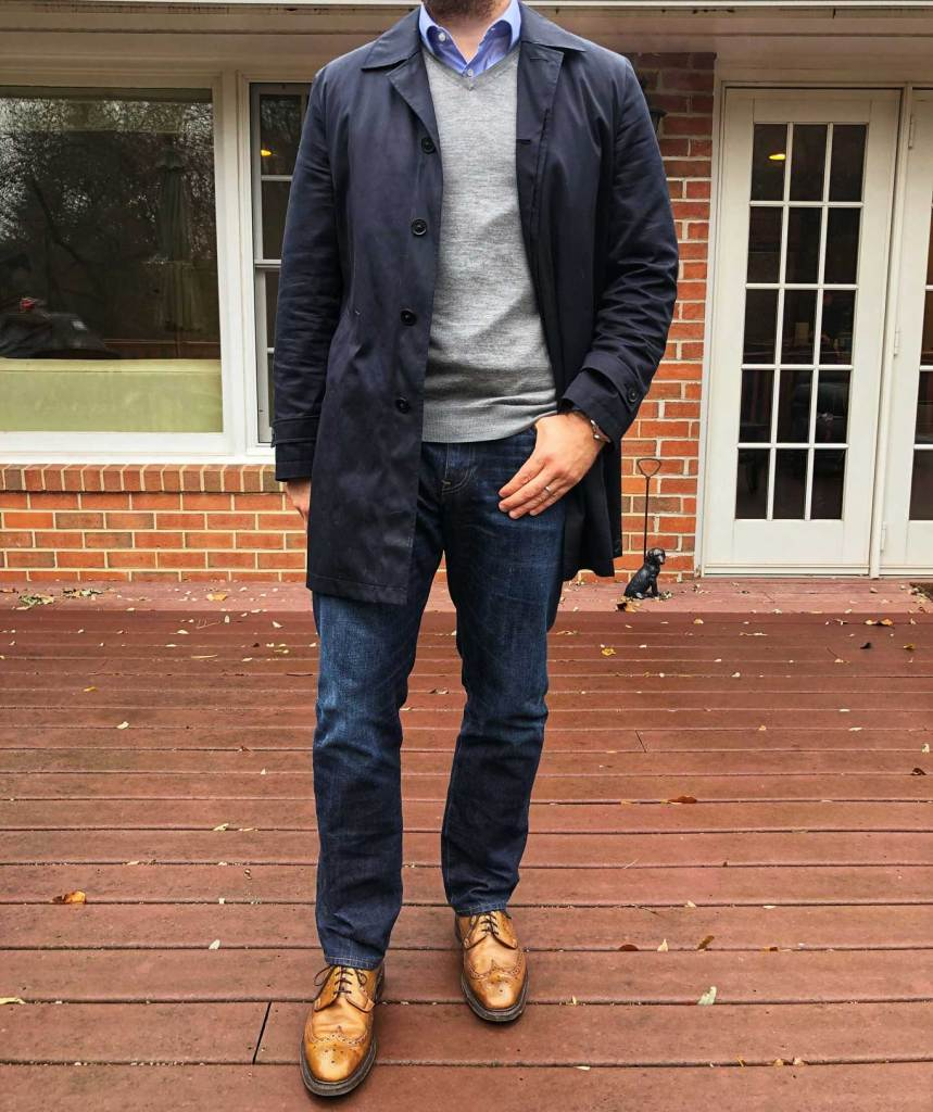 Outfit of the Day November 13, 2017