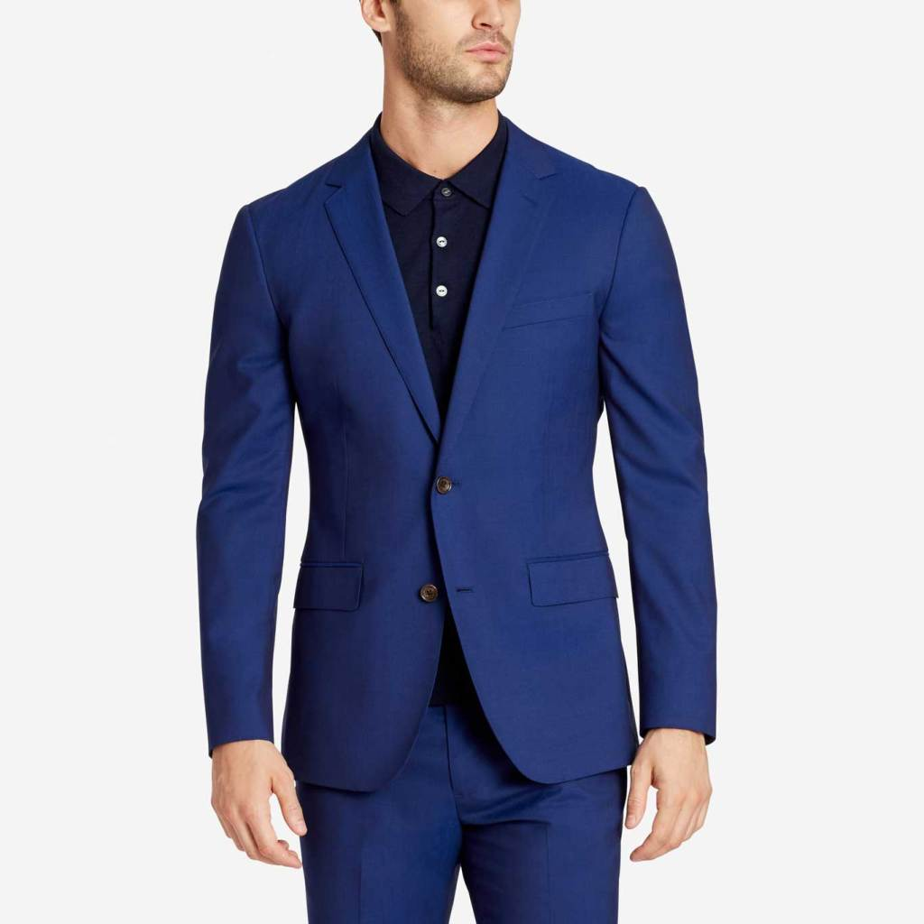 Bonobos Jetsetter Stretch Italian Wool Suit
