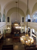 the Nożyks' Synagogue