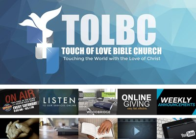 Touch of Love Bible Church