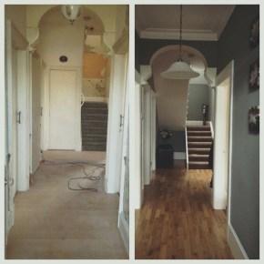 Hallway Progress