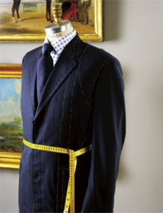 Made To Measure mens suit