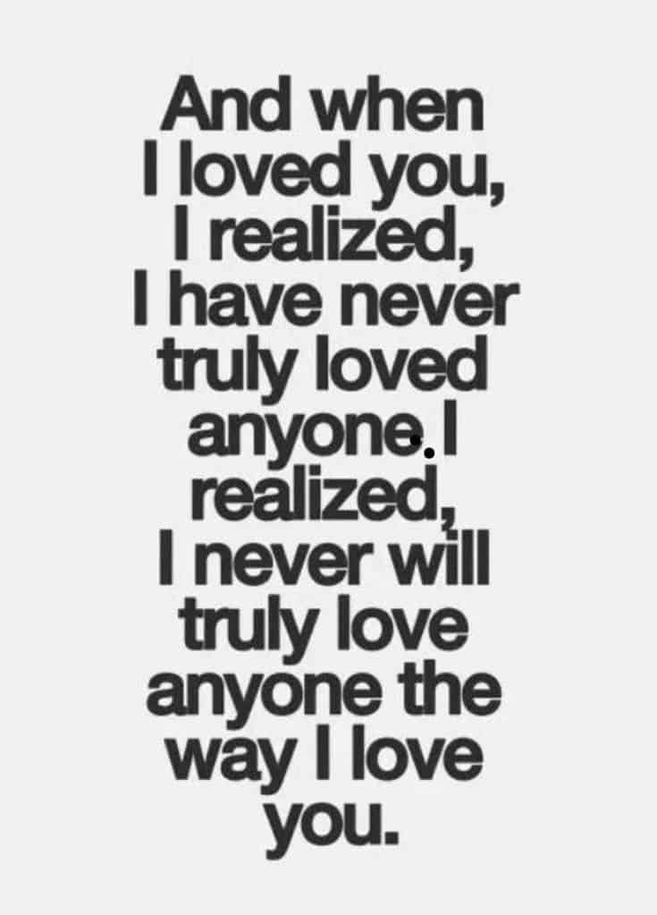 28 Cute Love Quotes Sayings Straight From The Heart Tailpic