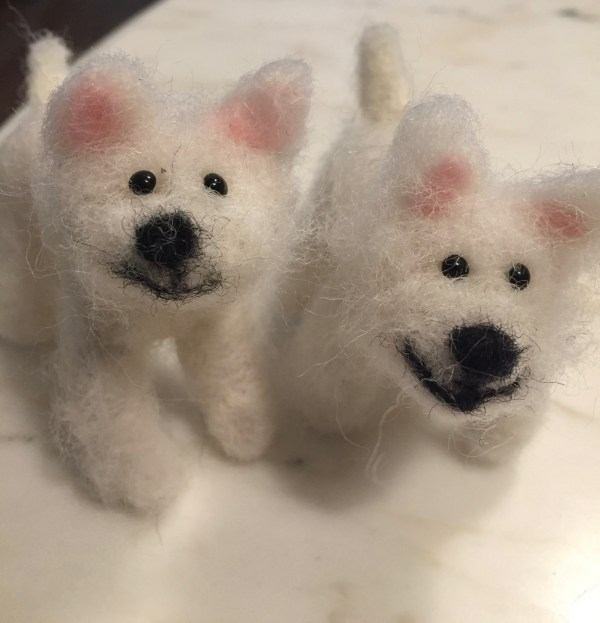Felted pups-E-shop