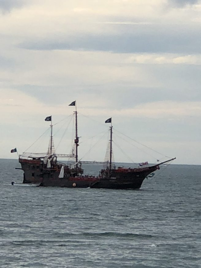 Day Pirate Ship