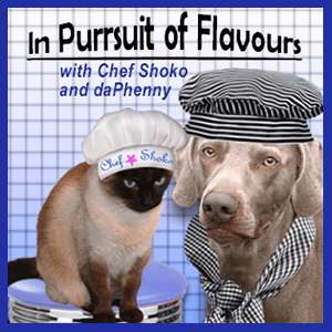 In Purrsuit of Flavours