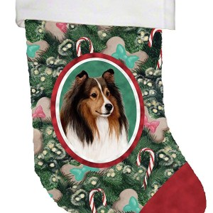 Sheltie Stocking