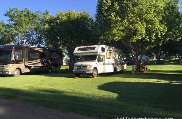 Southwest Idaho RV Park Review