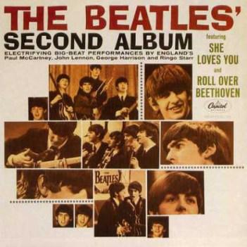 Beatles The Beatles Second Album