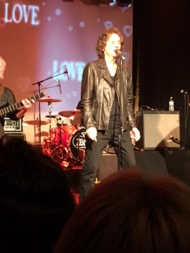 Colin Blunstone at the Showbox