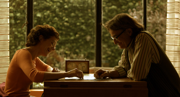 Maria Onetto and Arturo Goetz put the pieces together in 'Puzzle'