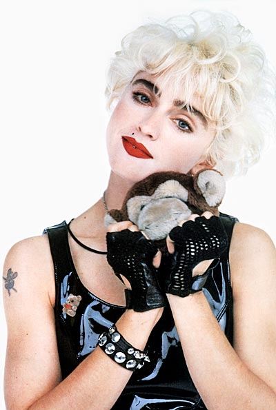 Madonna in 'Who's That Girl'