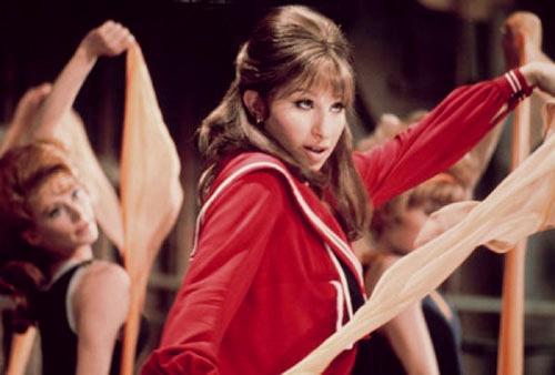 Barbara Streisand in 'Funny Girl'