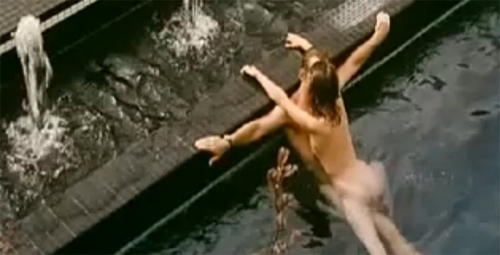 Sex Scene: Bruce Willis and Jane March get graphic in pool in 'Color of Night'