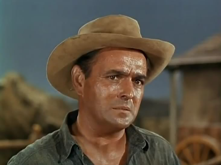 James Doohan in 'Bonanza'