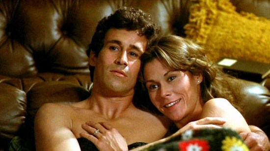 Michael Ontkean and Kate Jackson in 'Making Love'
