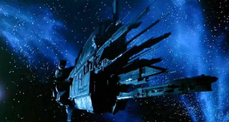 Sulaco in 'Aliens'