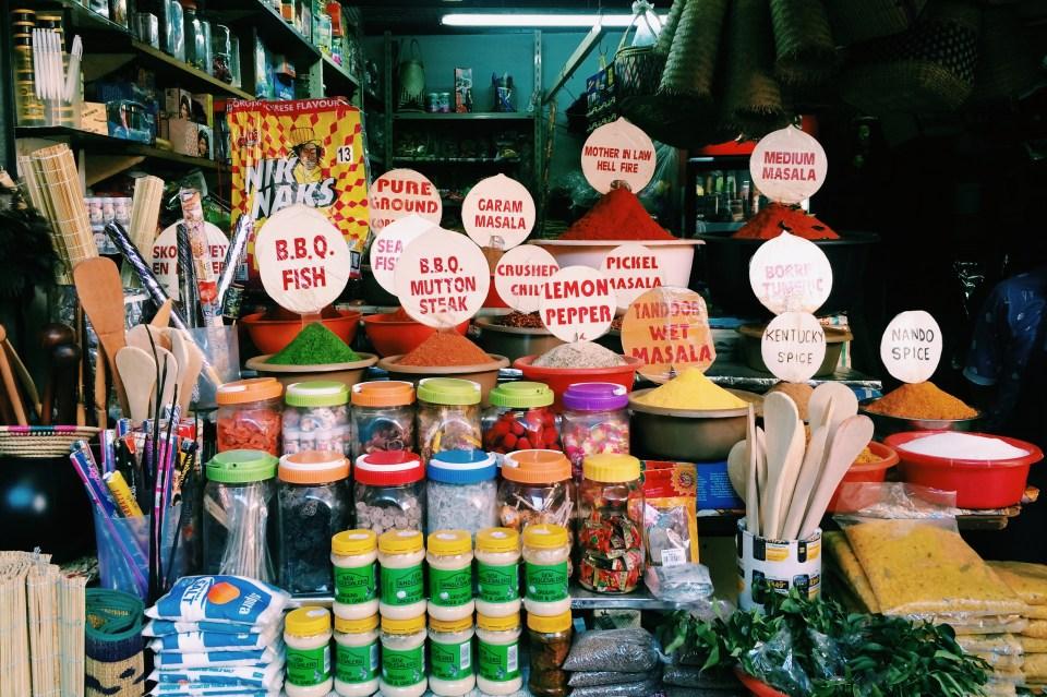 Victoria Spice Market, Durban