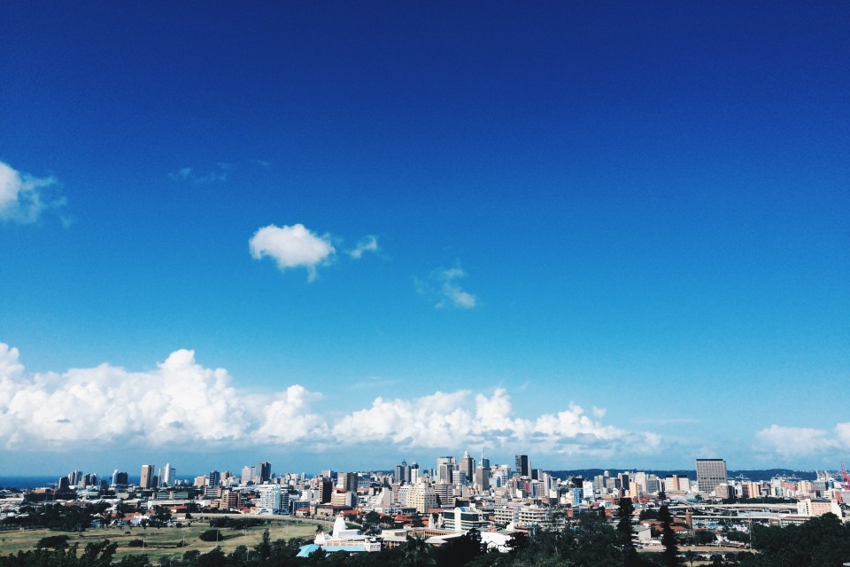 Durban, from Gecko Moon