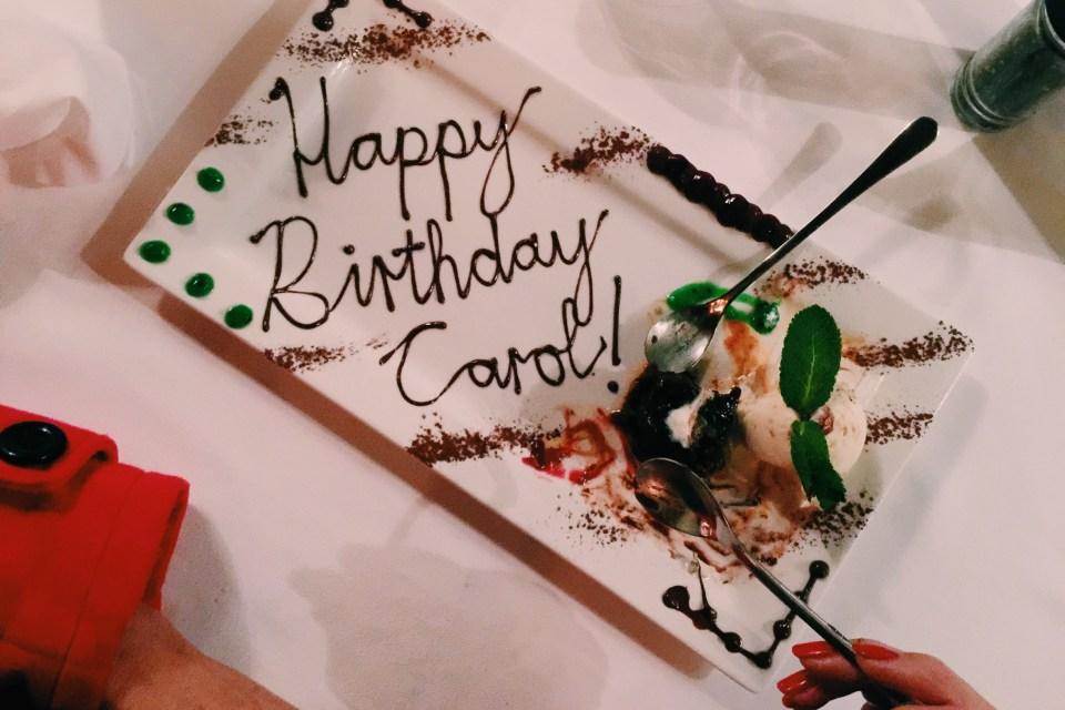 Happy Birthday, indeed!
