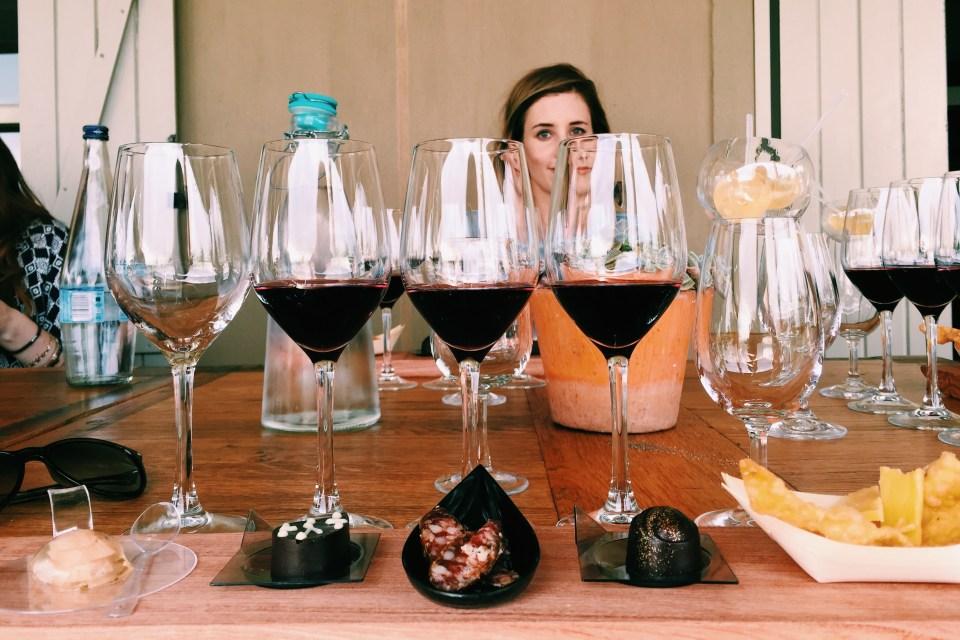Longridge Food and Wine Pairing